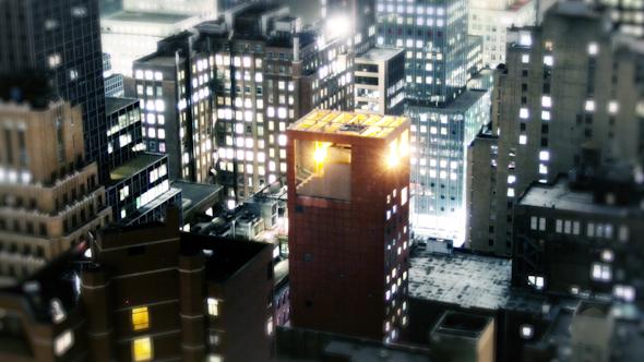 Nyc Skyline Manhattan 3