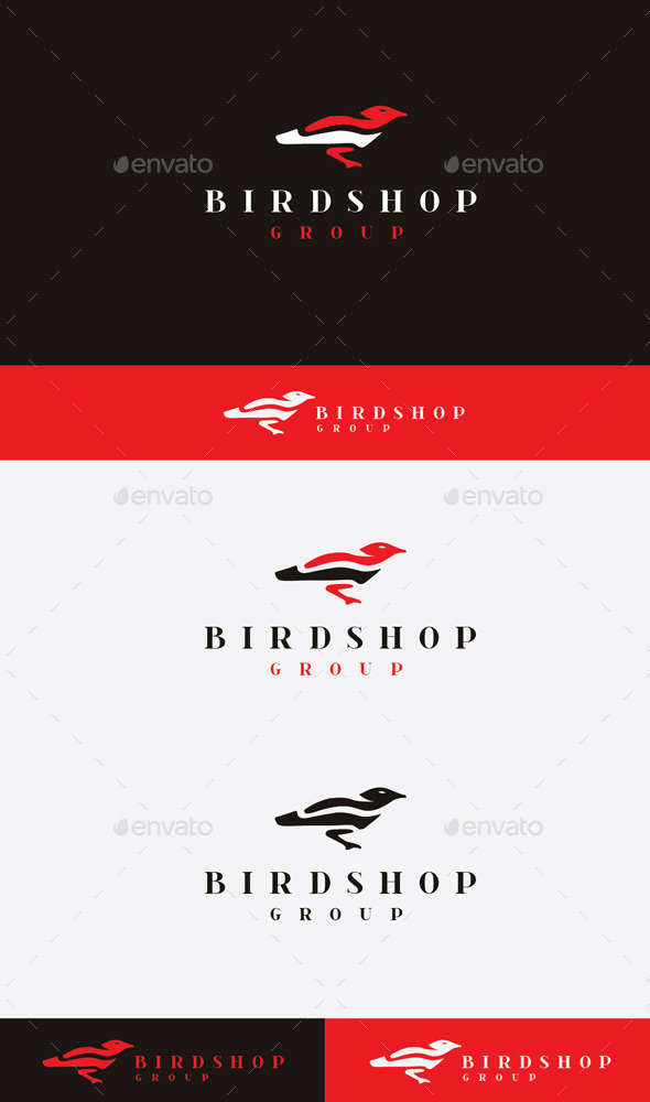 GraphicRiver Bird 9896962