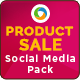 Product Sale Social Media Graphic Pack - GraphicRiver Item for Sale