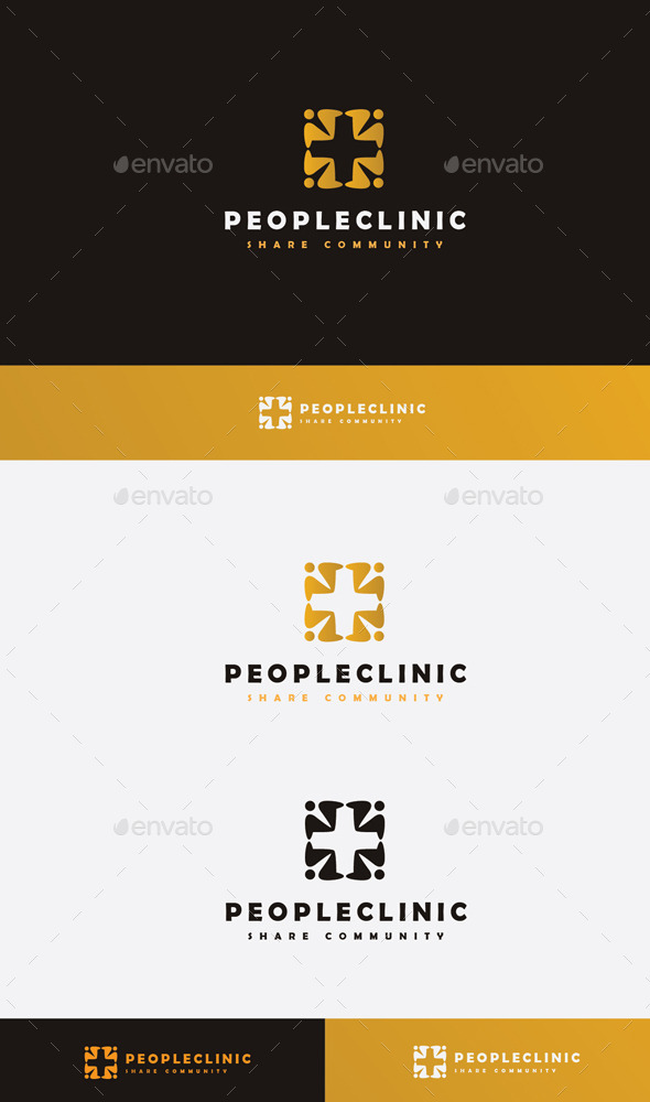 GraphicRiver People Clinic 9897041