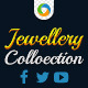 Jewellery & Fashion Social Media Graphic Pack - GraphicRiver Item for Sale