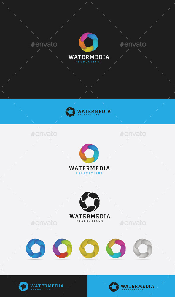GraphicRiver Water Color 9897102