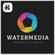 Aqua Water Logo - GraphicRiver Item for Sale