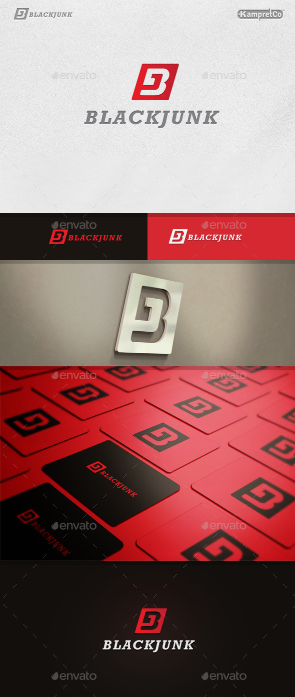 BJ Creative Logo