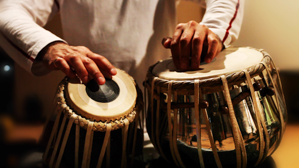 Tabla Player 02