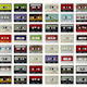 Tape Vintage Cassette Collection 4 - VideoHive Item for Sale