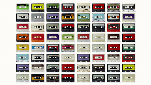 Tape Vintage Cassette Collection 4