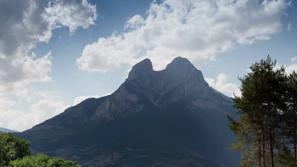 Pedraforca Mountain 9