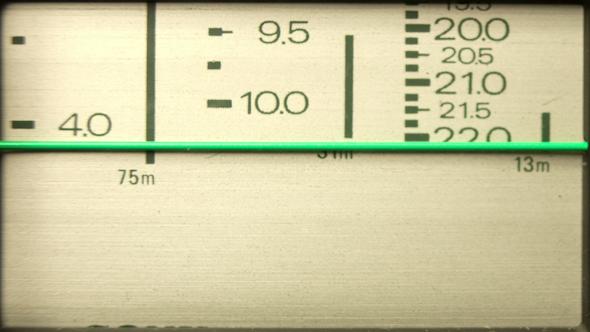 Vintage Radio Dial 20