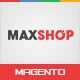 Maxshop - Premium Multipurpose Magento Theme - ThemeForest Item for Sale