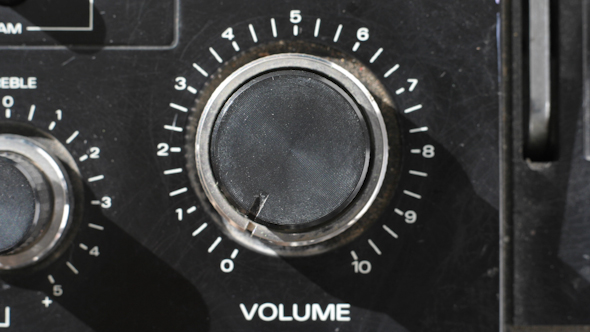 Volume Knob 02