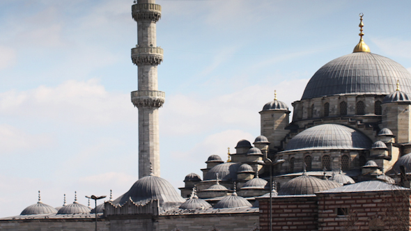 Yeni Cami Mosque In Istanbul 5
