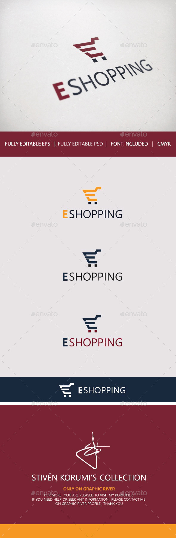 GraphicRiver E Shopping 9864821