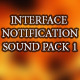 Interface Notification Sound Pack 1
