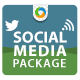 Marketing Social Media Graphic Pack - GraphicRiver Item for Sale