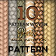 10 Woven Texture Pattern Part 1 - GraphicRiver Item for Sale
