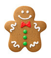 Gingerbread Man isolated - PhotoDune Item for Sale
