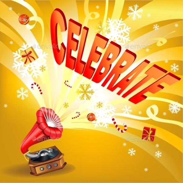 GraphicRiver Celebrate Winter Holidays 9900719