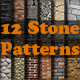 12 Stone Patterns