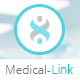 Medical-Link PSD Theme - ThemeForest Item for Sale