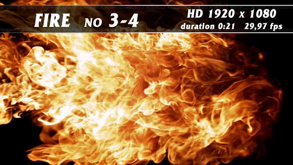Fire No.3-4