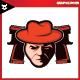 Master Gangster Logo - GraphicRiver Item for Sale