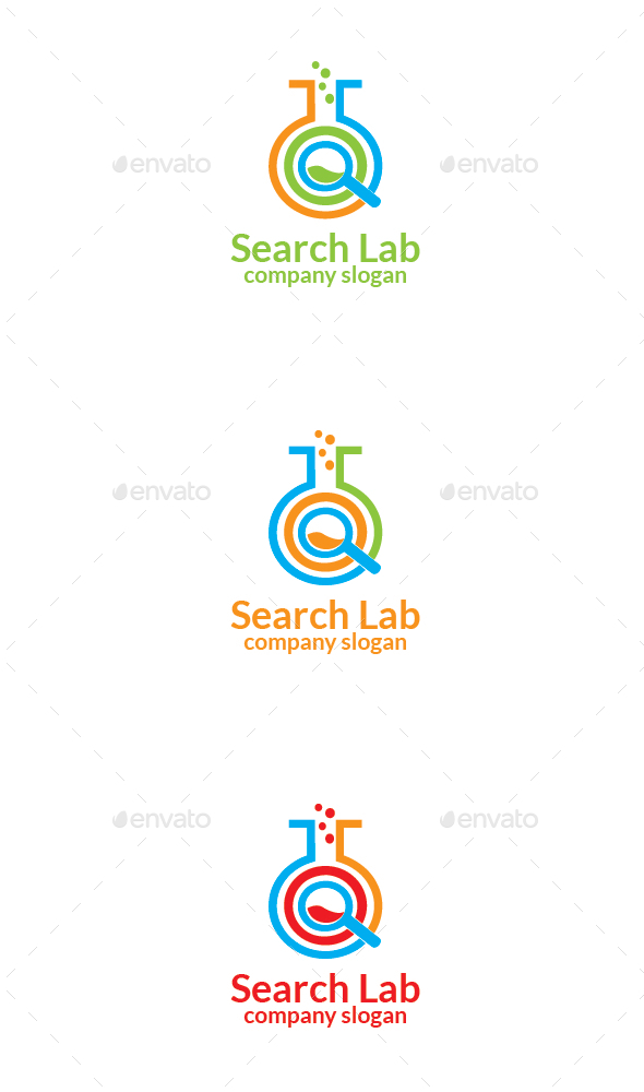 GraphicRiver Search Lab 9904191