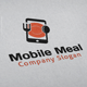 Mobile Meal Logo  - GraphicRiver Item for Sale