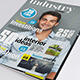 Industry Magazine - GraphicRiver Item for Sale