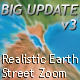 Realistic Earth Zoom Maker - VideoHive Item for Sale