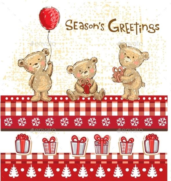 GraphicRiver Seasons Greetings 9904835
