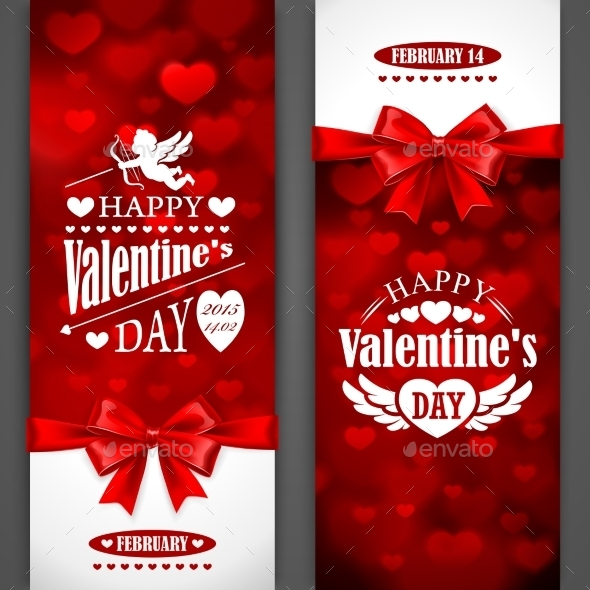 GraphicRiver Valentine s Day Cards 9904876