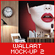 Wall Art Mock-Up vol.2 - GraphicRiver Item for Sale