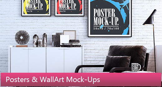 Design & Posters Mock-Up