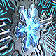 Hi-Tech Winter Snowflake - VideoHive Item for Sale