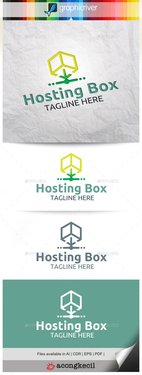 GraphicRiver Hosting Box 9906595
