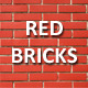 Red Bricks in the wall - GraphicRiver Item for Sale