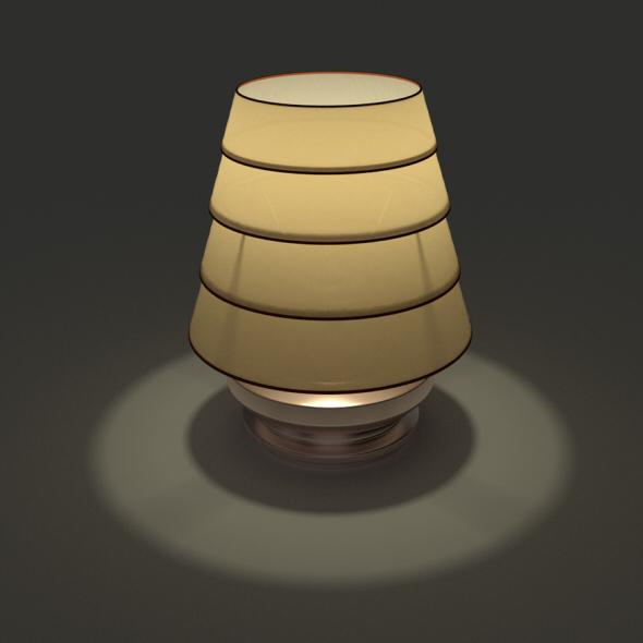 3DOcean Lamp 9906754