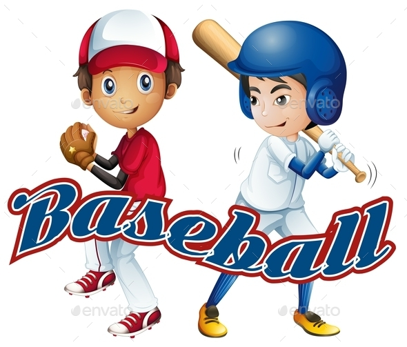 GraphicRiver Baseball 9907616