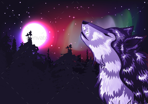 GraphicRiver Crying Wolf 9908025