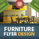Furniture Flyer Template - GraphicRiver Item for Sale