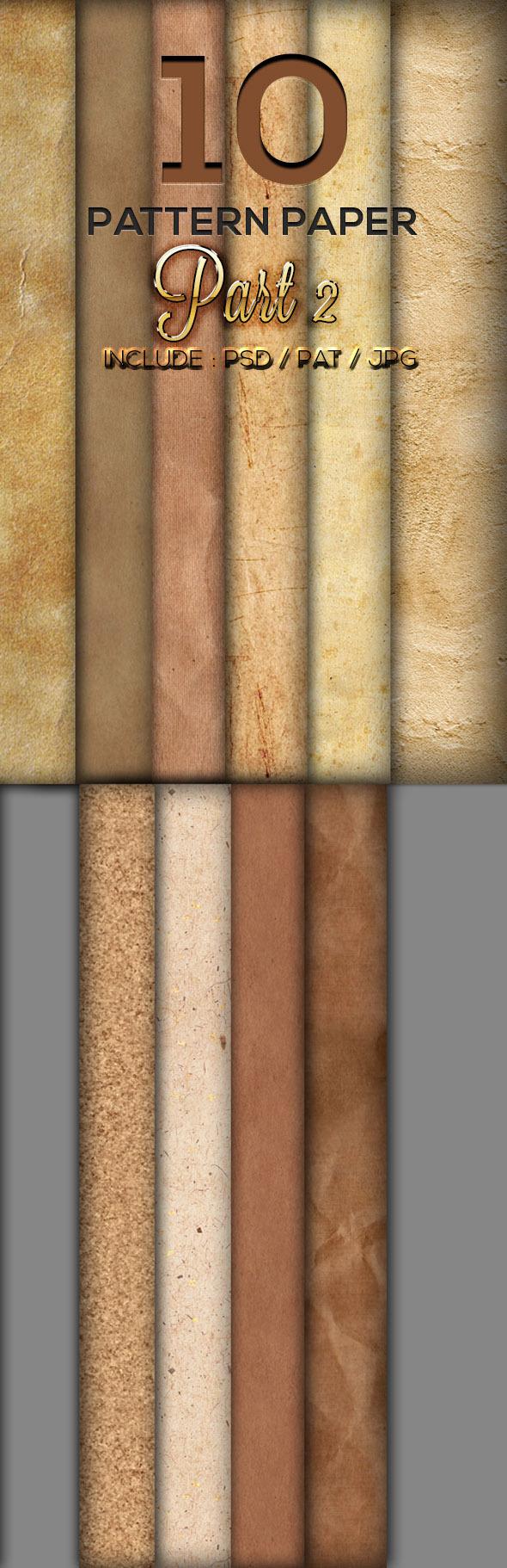 10 Paper Texture Part 2