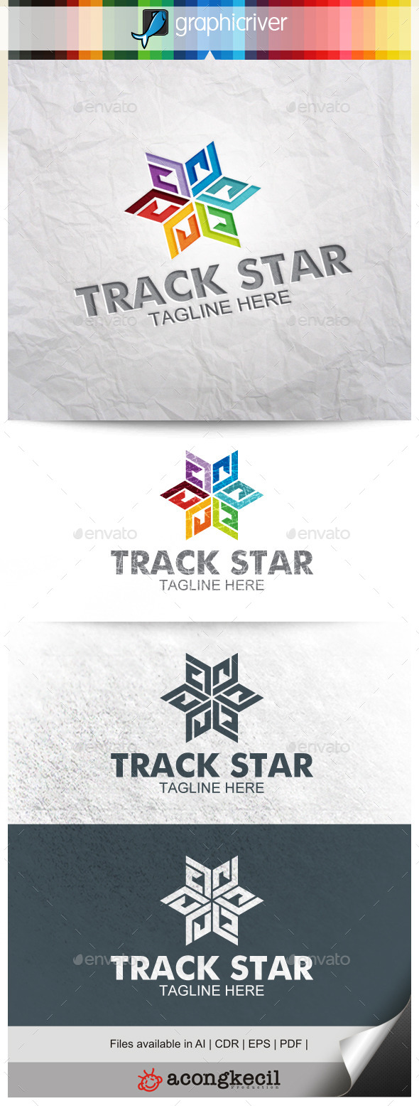 GraphicRiver Track Star 9909548