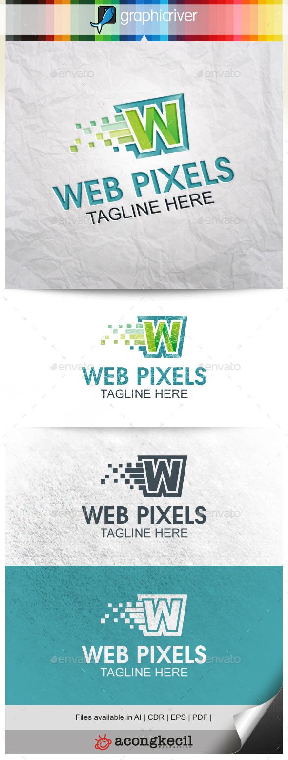 GraphicRiver Web Pixels 9909585