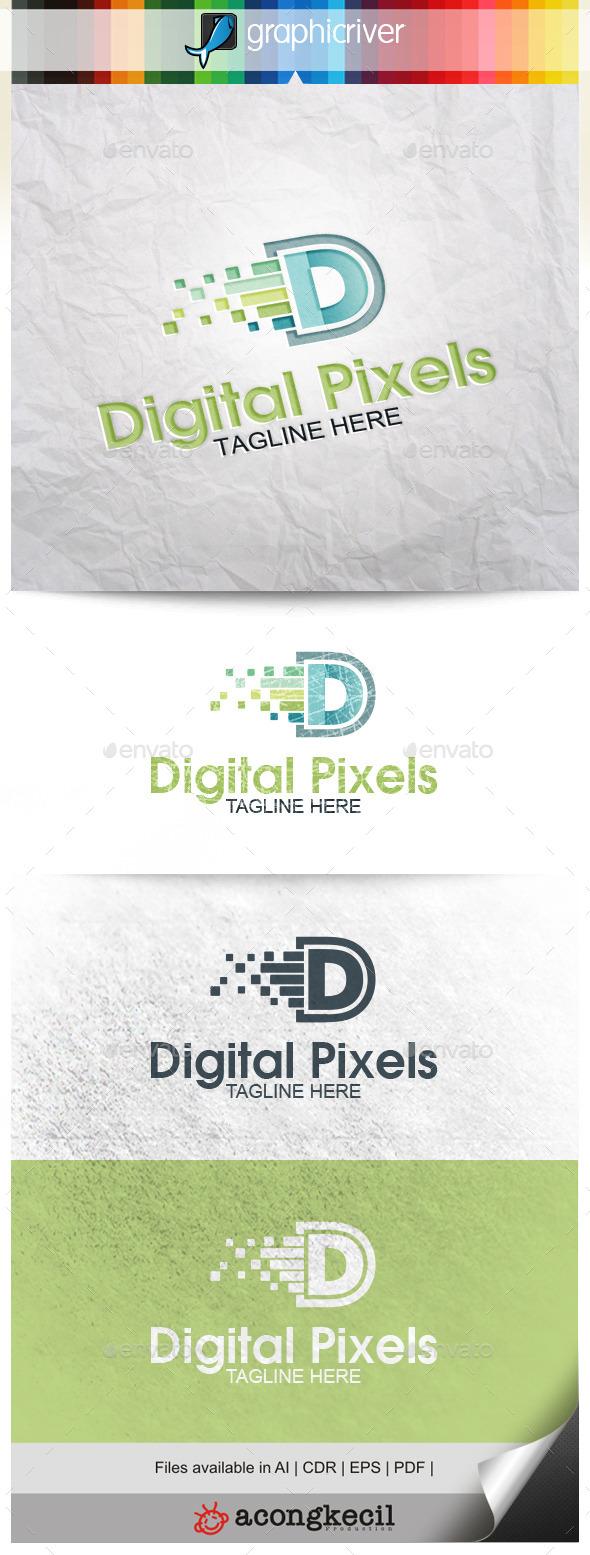 GraphicRiver Digital Pixels 9909620