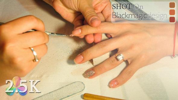 Painting Nail 4