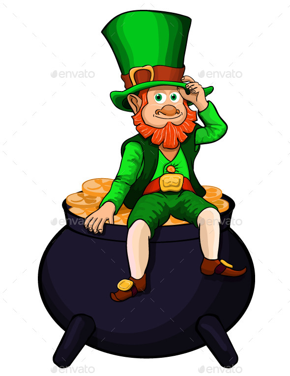 GraphicRiver Saint Patrick Holiday 9909675