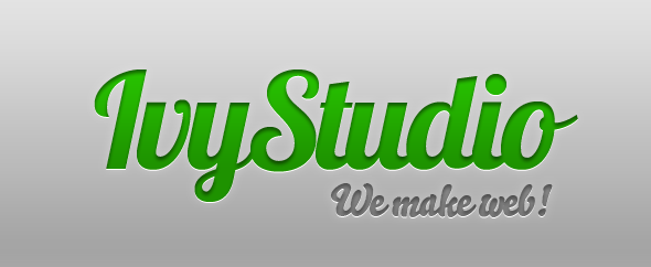 Ivystudio_homepage