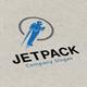 Jetpack Logo - GraphicRiver Item for Sale