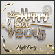 Happy New Year 2015 Flyer - GraphicRiver Item for Sale